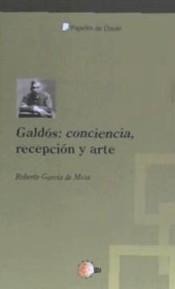 GALDOS-CONCIENCIA-RECEPCION-Y-ARTE-i1n17546811